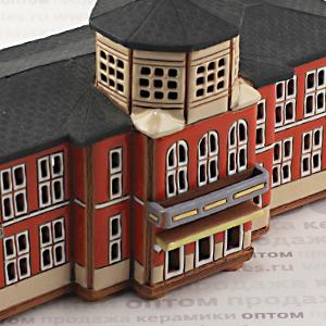 Копии реальных зданий