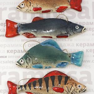 Рыбы панно